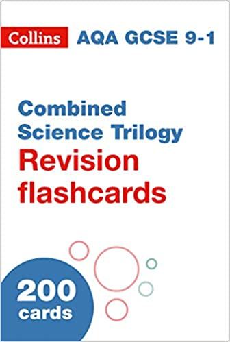 AQA GCSE 9-1 Combined Science Revision Cards (Biology, Chemistry & Physics): For the 2020 Autumn & 2021 Summer Exams (Collins GCSE Grade 9-1 Revision) - Original PDF