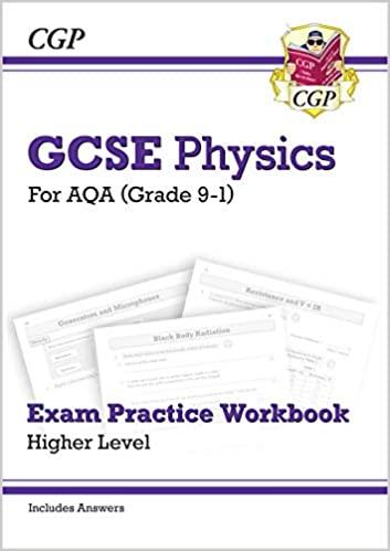 Grade 9 1 GCSE Phys AQA Exam Pract Wrkbk - Original PDF