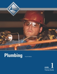 Plumbing Level 1 Trainee Guide (Subscription) (4th Edition) - Original PDF