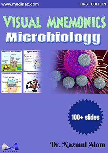 VISUAL MNEMONICS MICROBIOLOGY (Medical Mnemonics) [2019] - Epub + Converted pdf