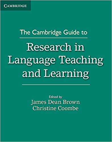 The Cambridge Guide to Research in Language Teaching and Learning Kindle ebook (Cambridge Guides) - Epub + Converted pdf