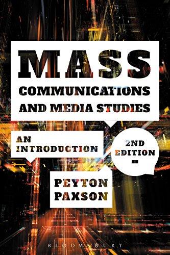 Mass Communications and Media Studies: An Introduction - Epub + Converted pdf