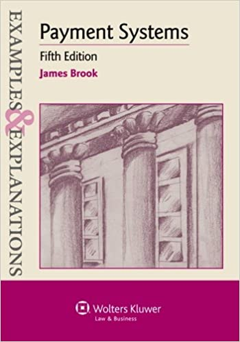 Examples & Explanations: Payment Systems (5th Edition) - Epub + Converted pdf