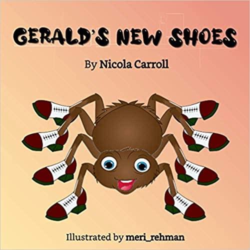 Gerald's New Shoes  - Epub + Converted pdf