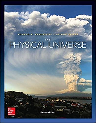 The Physical Universe (16th Edition) - Original PDF