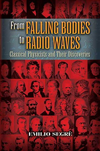 From Falling Bodies to Radio Waves: Classical Physicists and Their Discoveries - Epub + Converted pdf