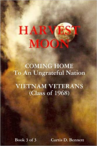 Harvest Moon By Curtis D. Bennett - Original PDF