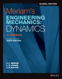 ngineering Mechanics: Dynamics, SI Version, (9th Edition) - Original PDF