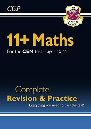 New 11+ CEM Maths Complete Revision and Practice - Ages 10-11 (with Online Edition) [2020] - Original PDF