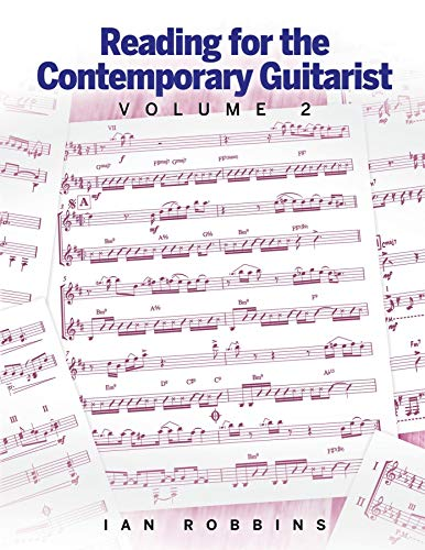 Reading for the Contemporary Guitarist Volume 2 (2)[2020] - Epub + Converted pdf