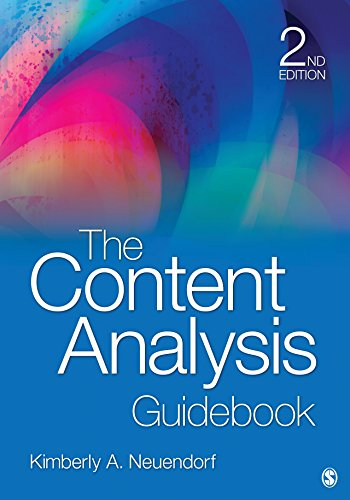 The Content Analysis Guidebook - Epub + Converted pdf