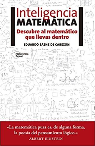 Inteligencia matemática (Spanish Edition) - Epub + Converted pdf