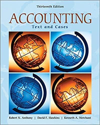 Accounting: Texts and Cases (13th Edition) - Original PDF