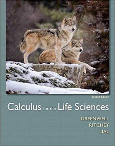 Calculus for the Life Sciences (2nd Edition) - Original PDF