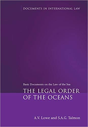 The Legal Order of the Oceans:  Basic Documents on the Law of the Sea (Documents in International Law) - Epub + Converted pdf