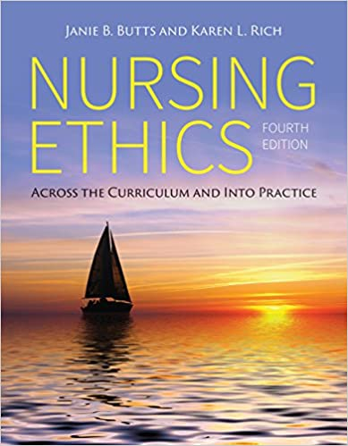 Nursing Ethics: Across the Curriculum and Into Practice (4th Edition) - Epub + Converted pdf