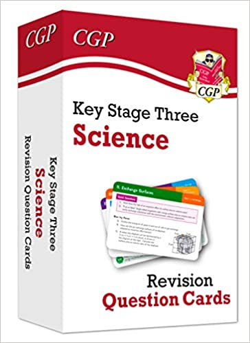 KS3 Science Revision Question Cards: perfect for home learning and catch-up (CGP KS3 Science) - Original PDF