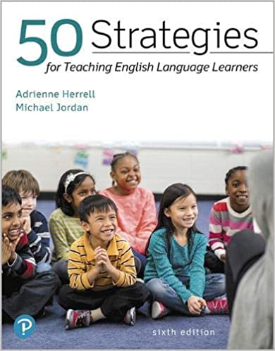 50 Strategies for Teaching English Language Learners (6th Edition) [2019] - Original PDF