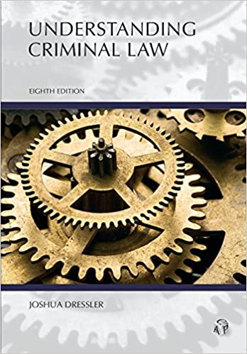 Understanding Criminal Law (8th Edition)  - Epub + Converted pdf