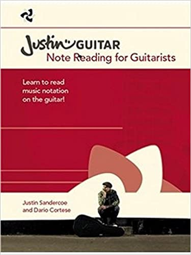 Justin Guitar - Note Reading for Guitarists - Epub + Converted pdf