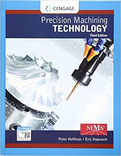 Precision Machining Technology (3rd Edition) - Epub + Converted pdf