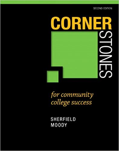 Cornerstones for Community College Success (2nd Edition) - Original PDF