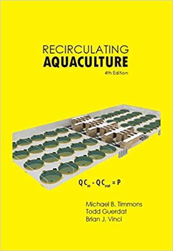 Recirculating Aquaculture (4th Edition) - Epub + Converted pdf