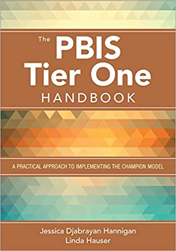 The PBIS Tier One Handbook: A Practical Approach to Implementing the Champion Model - Epub + Converted Pdf