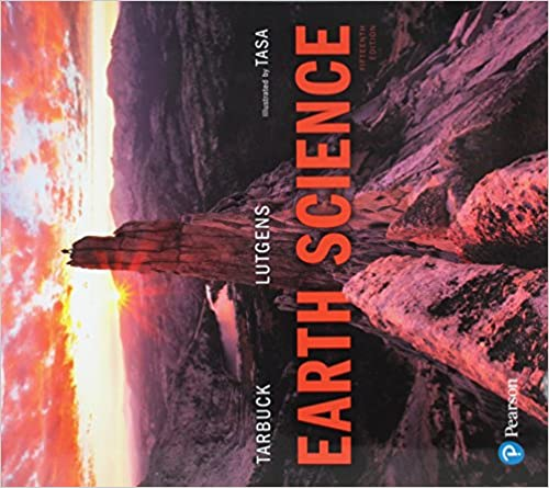 Earth Science (15th Edition)  - Original PDF