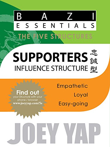 The Five Structures - Supporters: (Influence Structure) - Epub + Converted pdf