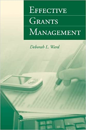 Effective Grants Management - Original PDF