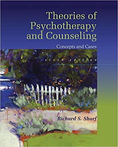 Theories of Psychotherapy & Counseling: Concepts and Cases (6th Edition) - Original PDF