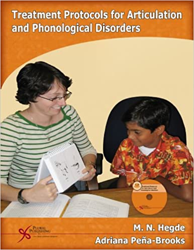 Treatment Protocols for Articulation and Phonological Disorders - Original PDF