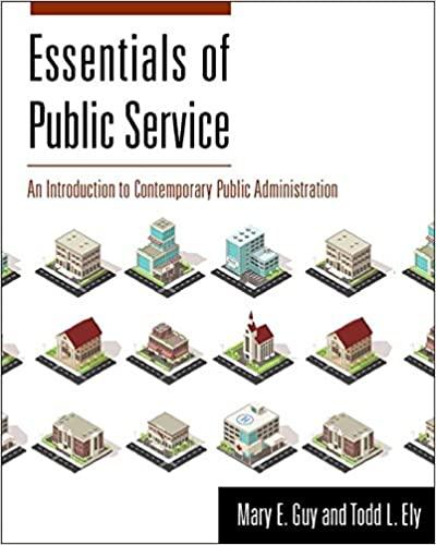 Essentials of Public Service - Original PDF