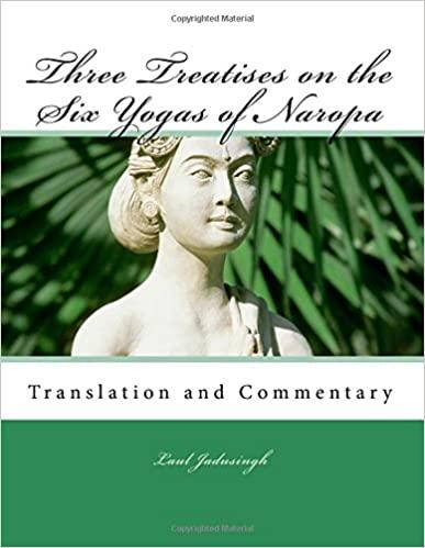 Three Treatises on the Six Yogas of Naropa - Epub + Converted pdf