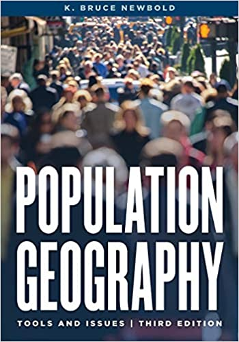 Population Geography: Tools and Issues (3rd Edition) - Original PDF