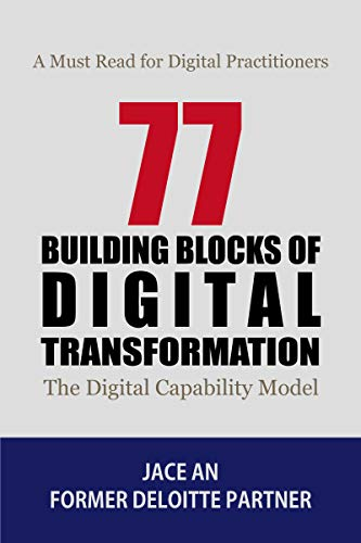 77 Building Blocks of Digital Transformation:  The Digital Capability Model - Epub + Converted pdf