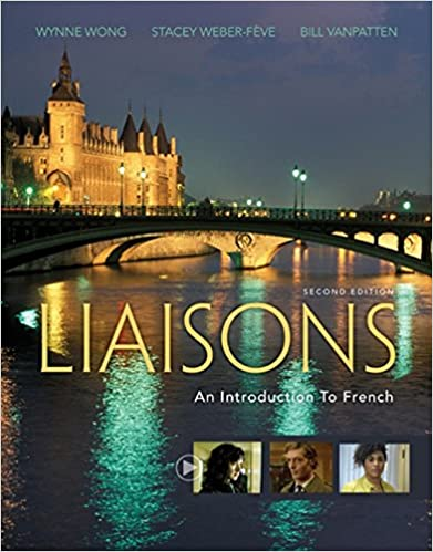 Liaisons An Introduction to French (with iLrn™ Heinle Learning Center, 4 Terms (24 months) Printed Access Card) (World Languages) (2nd Edition) - Original PDF