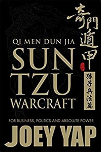 Qi Men Dun Jia Sun Tzu Warcraft: For business, politics and absolute power - Epub + Converted pdf