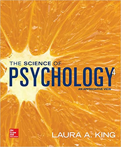 The Science of Psychology An Appreciative View - Looseleaf (4th Edition) - Epub + Converted pdf