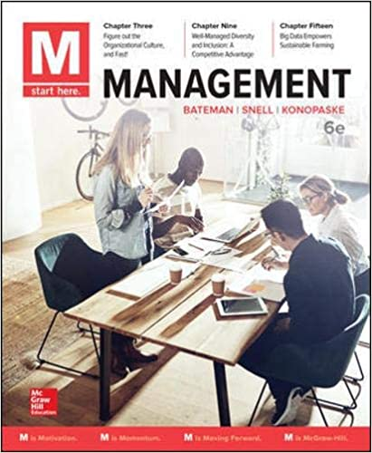 M: Management (6th Edition) - Original PDF