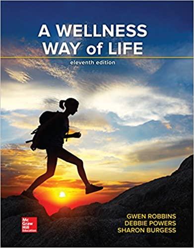 A Wellness Way of Life (11th Edition) - Original PDF