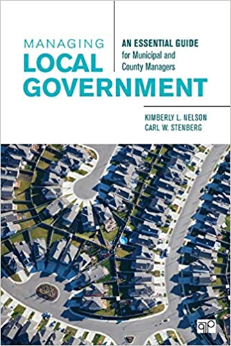 Managing Local Government: An Essential Guide for Municipal and County Managers  - Epub + Converted pdf