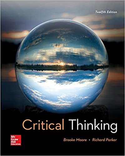 Critical Thinking (12th Edition) - Original PDF