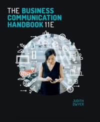 The Business Communication Handbook (11th Edition) - Original PDF