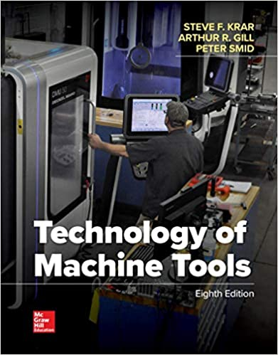 Technology Of Machine Tools (8th Edition) - Epub + Converted pdf