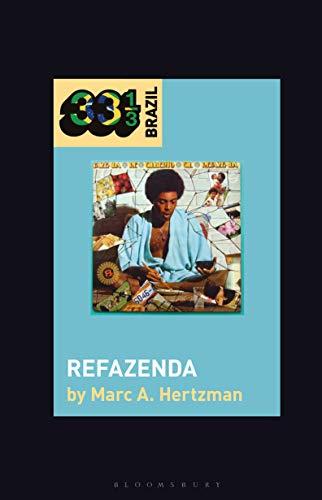 Gilberto Gil's Refazenda (33 1/3 Brazil)[2020] - Original PDF