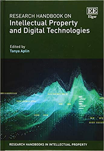 Research Handbook on Intellectual Property and Digital Technologies (Research Handbooks in Intellectual Property)[2020] - Original PDF