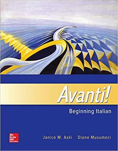 Avanti! (Italian) (4th Edition)  - Original PDF