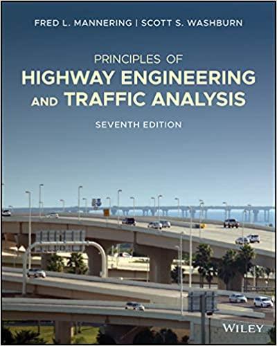 Principles of Highway Engineering and Traffic Analysis (7th Edition) - Original PDF